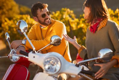Puglia Vespa Tour - riding the heel of Italy