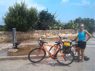 Discover Puglia by bike